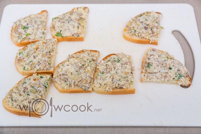 остатки на хлеб