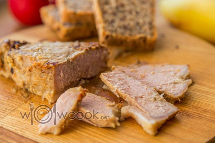 рецепт вкусной свинины в духовке
