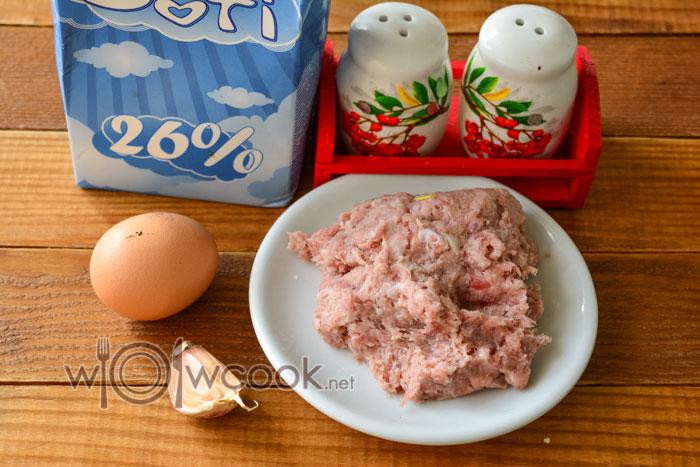 ингредиенты для колбасы домашней из свинины