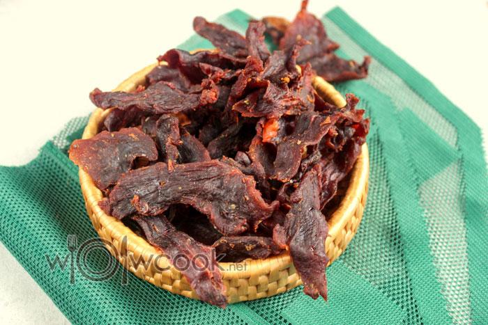 Как приготовить джерки из утки, рецепт с фото пошагово