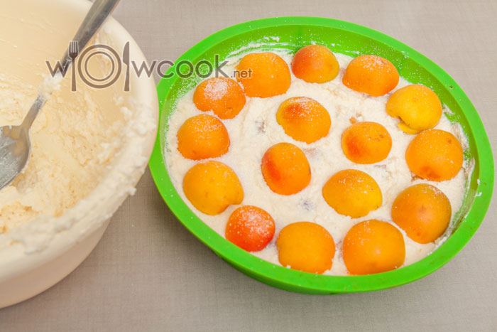 снова абрикосы