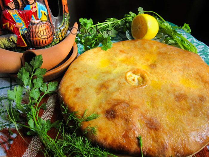 Хачапури по-имеретински, настоящий грузинский рецепт