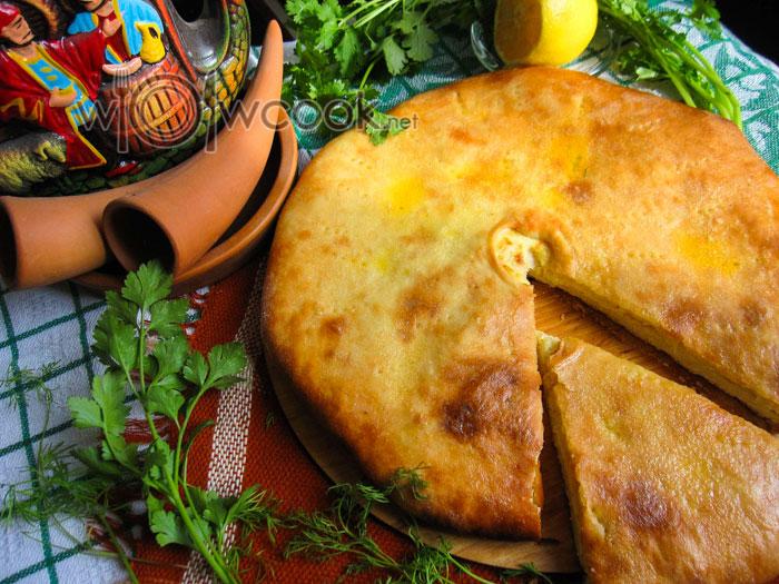 Хачапури по-имеретински, рецепт с фото пошагово