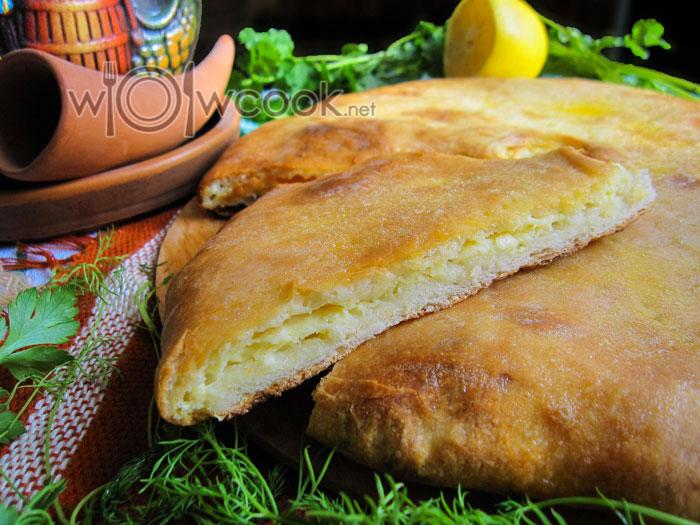 хачапури по-имеретински, рецепт с фото настоящий грузинский