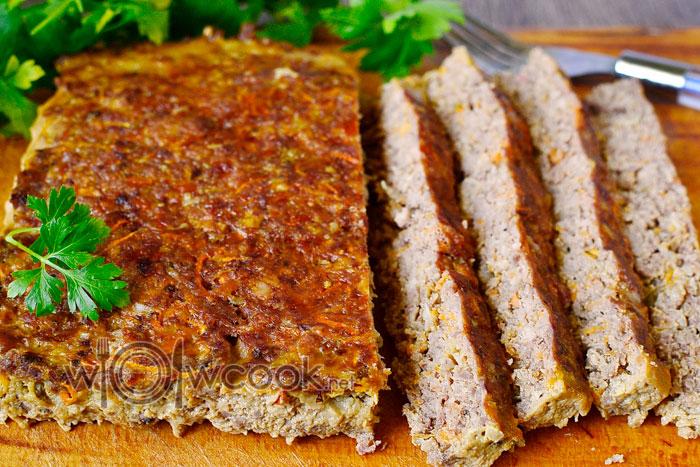 Как приготовить мясной хлеб из индейки в духовке