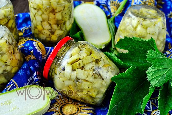 Заготовка на зиму кабачки как грибы, вкусный рецепт с фото