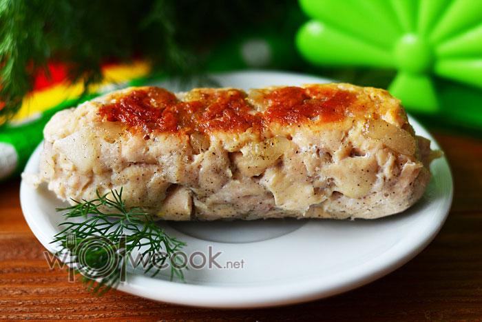 Рецепт колбасы в мультиварке