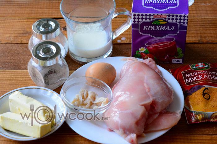 ингредиенты для сарделек по домашнему