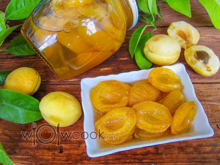 абрикосовое варенье рецепт классический