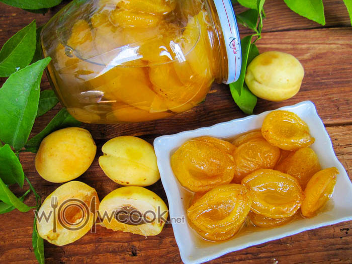 абрикосовое варенье рецепт на зиму