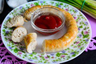 колбаса домашняя из индейки, самый вкусный рецепт