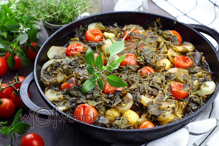 чанахи по грузински рецепт с фото