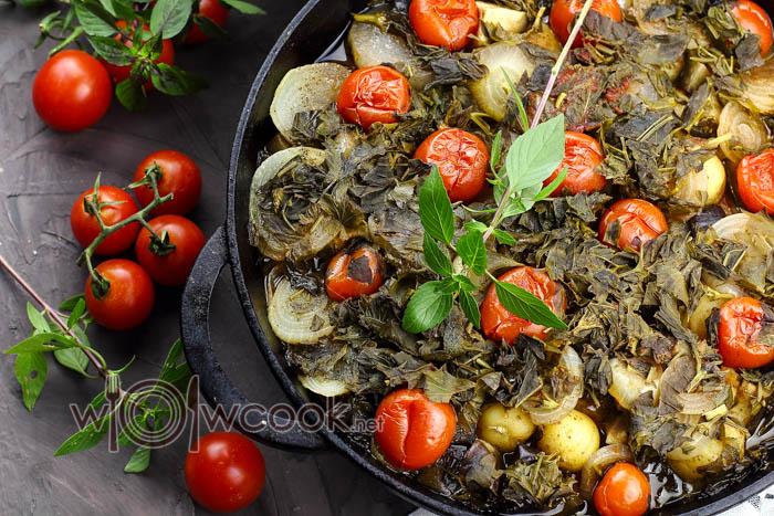 чанахи классический рецепт из баранины