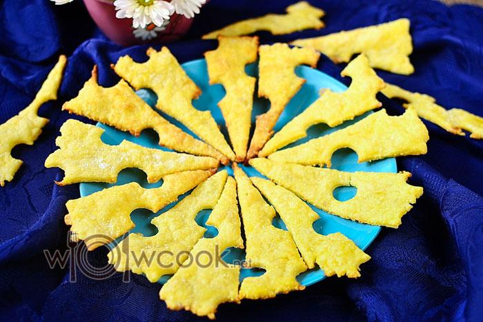 сырные крекеры рецепт с фото пошагово