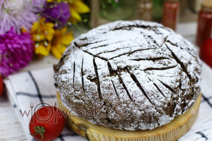 Хлеб ржаной в духовке, рецепт на дрожжах