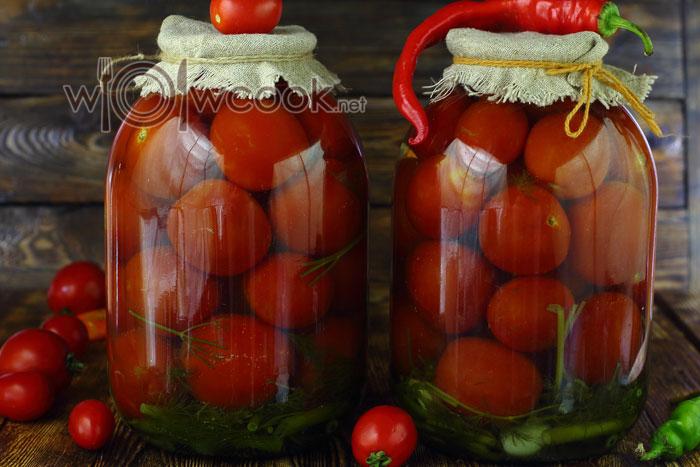 Вкуснейшие помидоры