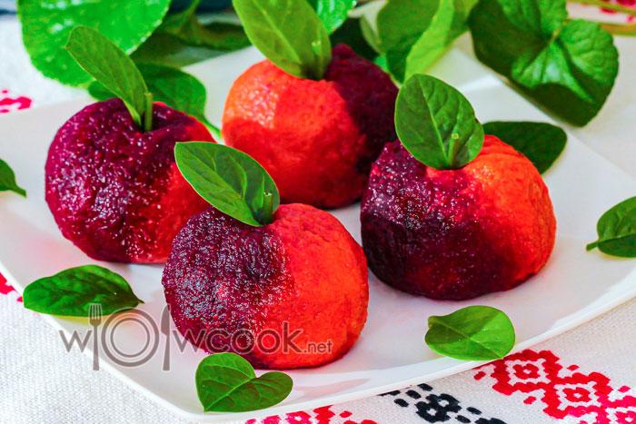 закуска райские яблочки рецепт приготовления с фото