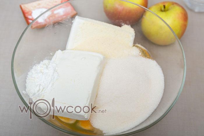 сахар и творог