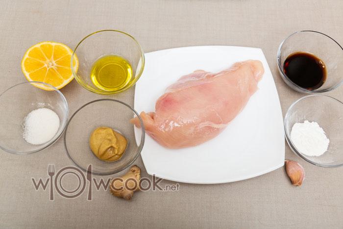 шашлычки с горчицей
