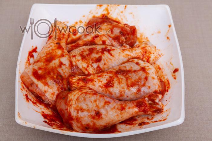 ножки в томатном соусе