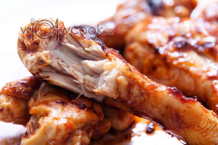 сочное куриное мясо